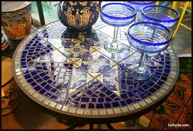 mosaic electric patio heater small mosaic patio table mosaic outdoor coffee table more colors