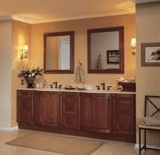 Oak Bathroom Cabinets by Bathroom Cabinets Bathroom Vanity Mirrors Oak Framed Wall