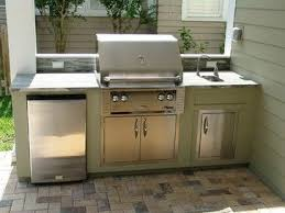 Kitchen Simple Design For Small House Best 25 Small Outdoor Kitchens Ideas On Pinterest Outdoor