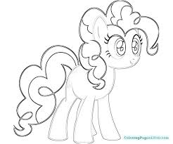 my little pony birthday coloring page pinkie pie coloring page terkepes info
