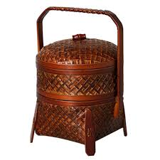 vintage picnic basket aliexpress buy bamboo vintage picnic basket handmade tea set