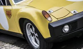 porsche 914 yellow 1970 porsche 914 6 gt laurent auxietre