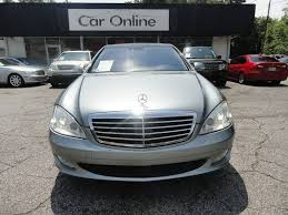 mercedes roswell ga 2007 mercedes s class s 600 4dr sedan in roswell ga car