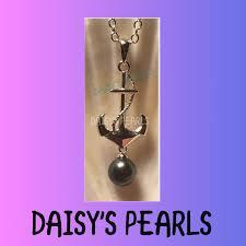 Custom Silver Pendants Custom Sterling Silver Pendants U2013 Daisy U0027s Pearls