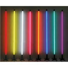Neon Lights Home Decor Red White Green Fluorescent Tube Neon Lights For Home Decor Ce