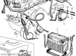 harness wire ca77 1960 1961 1962 1963 1964i 1964ii 1964iii dream