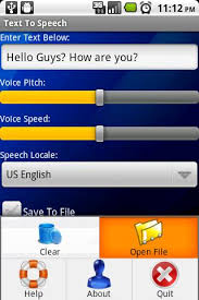text to speech apk text to speech for android 2 2 android apps apk 2206448