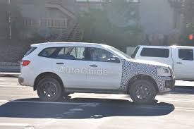 ford bronco 2017 4 door spy photographers claim to have caught a ford bronco mule