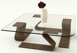 Design Furniture Glass Furniture Design Prepossessing