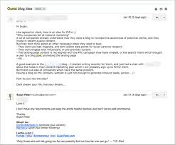 how to craft the perfect outreach email mailshake blog