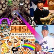 coventry music phish setlist and recap 7 29 15 grand prairie tx