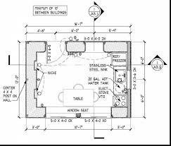 Kitchen Floor Plans By Size by Kitchen Amazing Kitchen Floor Plans Intended For Kitchen Floor