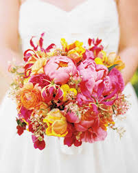 wedding flowers bouquet 46 pretty peony wedding bouquets martha stewart weddings