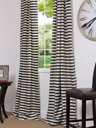 extraordinary black and white grommet curtains 20 on luxury