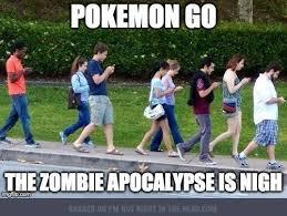 Meme Zombie - pokemon zombies pok礬mon go know your meme