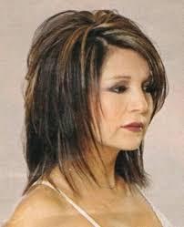 medium length shaggy layered hairstyles medium length shaggy hairstyles for fine hair