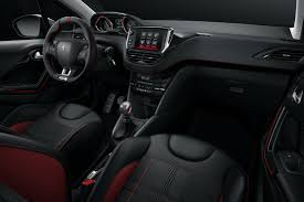 lease a peugeot new peugeot 208 1 6 thp gti by peugeot sport 3dr petrol hatchback