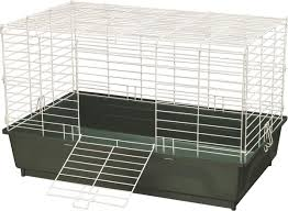 Cages For Guinea Pigs Amazon Com Kaytee My First Home Cage For Rabbits Large Green