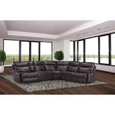 Parker Sofa Parker Living Dylan Casual Reclining Sectional Sofa With Storage