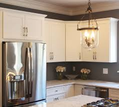 Kitchen Cabinets Ct by Maple Cabinets Refinished In Decorative White Tinted Lacquer
