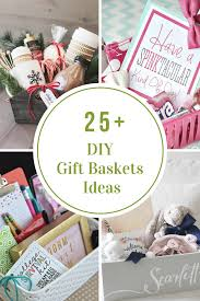 Send Halloween Gift Baskets Diy Gift Basket Ideas The Idea Room