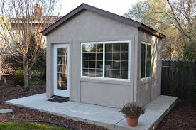 Backyard Office Building Tuff Shed Down To Business With This Backyard Office Potting