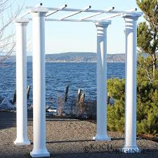 wedding arches and columns wholesale wedding gazebo w four 8 columns