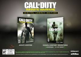 Cod4 Maps Call Of Duty Infinite Warfare U2013 What U0027s Included In The Legacy And