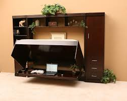 Queen Murphy Bed Plans Free Hidden Desk Bed Need A Bed And A Work Surface Too U2013 But Don U0027t