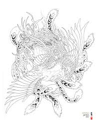 100 phoenix and dragon tattoo designs 36 best phoenix