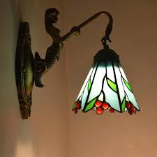 Wireless Wall Sconce Stained Glass Wall Sconces Image Of Wireless Wall Sconce Glass