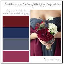 color palettes pantone u0027s 2015 color of the year marsala part 2