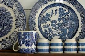 antique china pattern antique blue willow china lovetoknow