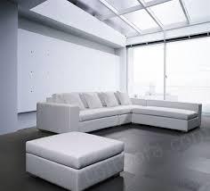 Microfiber Contemporary Sofa White Microfiber Contemporary Sofa Modern Furniture Affordable