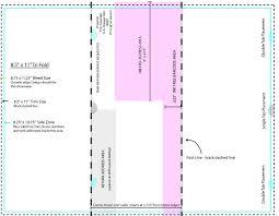 free printable tri fold brochure template blank brochure