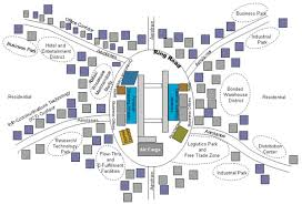Incheon Airport Floor Plan Asia U0027s Emerging Airport Cities International Airport Review