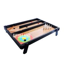 4 In 1 Game Table Multi Game Set