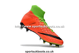 womens football boots uk nike hypervenom phantom iii 3 df fg womens electric green black