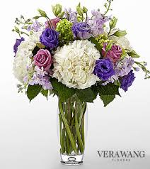 vera wang flowers the ftd traditions bouquet by vera wang vase included