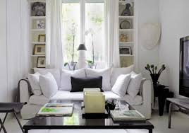 the white living room decor ehomee home interior design is