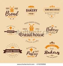 Home And Design Logo Set Grill Steak Labels Badges Design Stock Vector 201969439