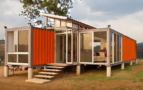 prefab shipping container house in shipping container homes for