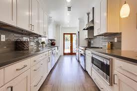 gallery kitchen ideas artistic 25 stylish galley kitchen designs designing idea in white
