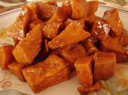 candied sweet potatoes recipe dishmaps