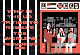 the us wants to remake the world u0027s prisons in its own image