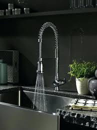 kitchen faucet industrial industrial style kitchen faucet and industrial style kitchen