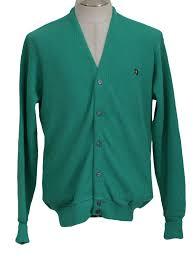 arnold palmer sweater eighties vintage caridgan sweater 80s arnold palmer mens