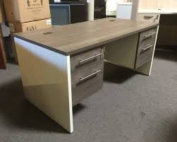 Computer Desk With File Cabinet Quality New And Used Office Furniture In Phoenix Arizona Arizona