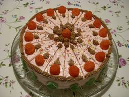 raspberry chocolate cake birthday cake trollwaffle