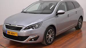 peugeot 308 sw allure 1 6 bluehdi 120pk navi full led